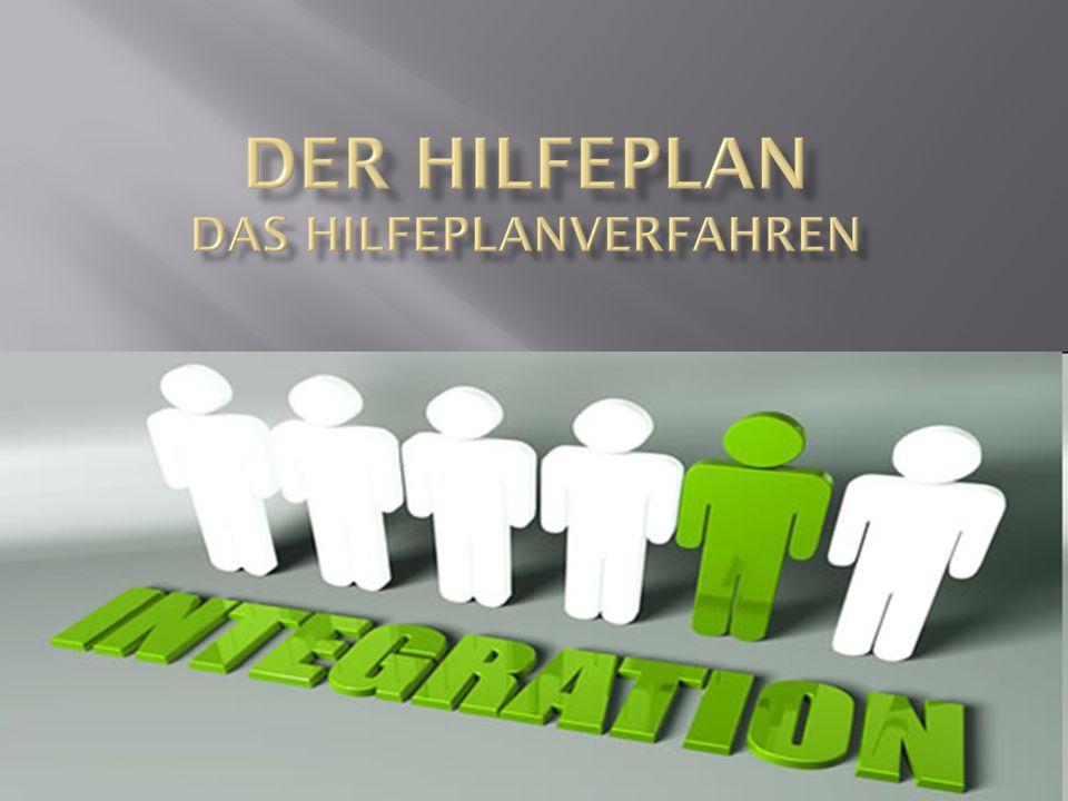  Hilfeplan dient als Koordinationsinstrument zw.