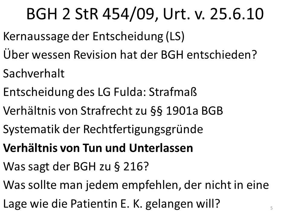 BGH 2 StR 454/09, Urt. v.