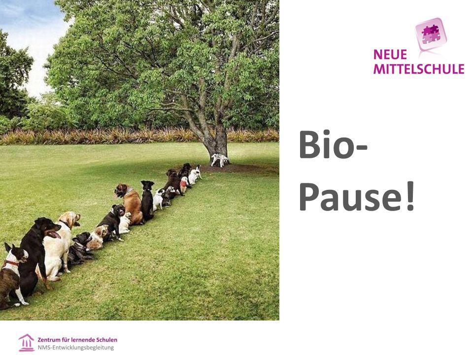 Bio- Pause!