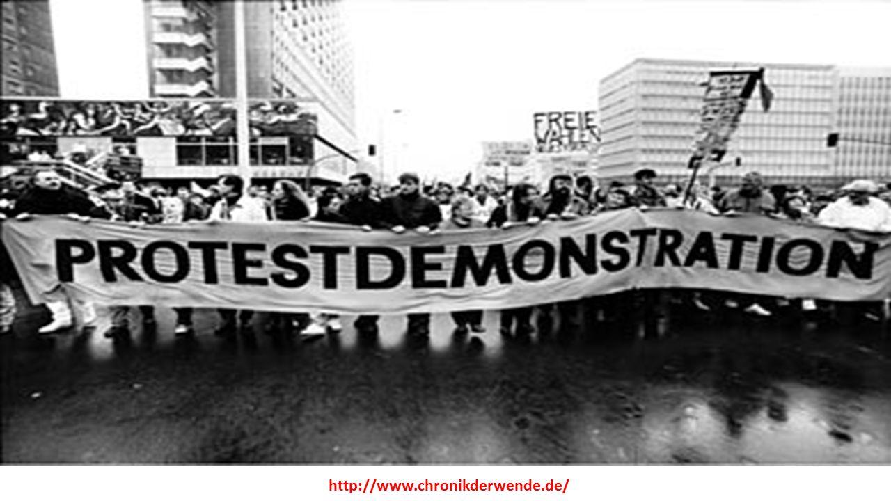 Zeittafel Vorgeschichte: März 1985: M.