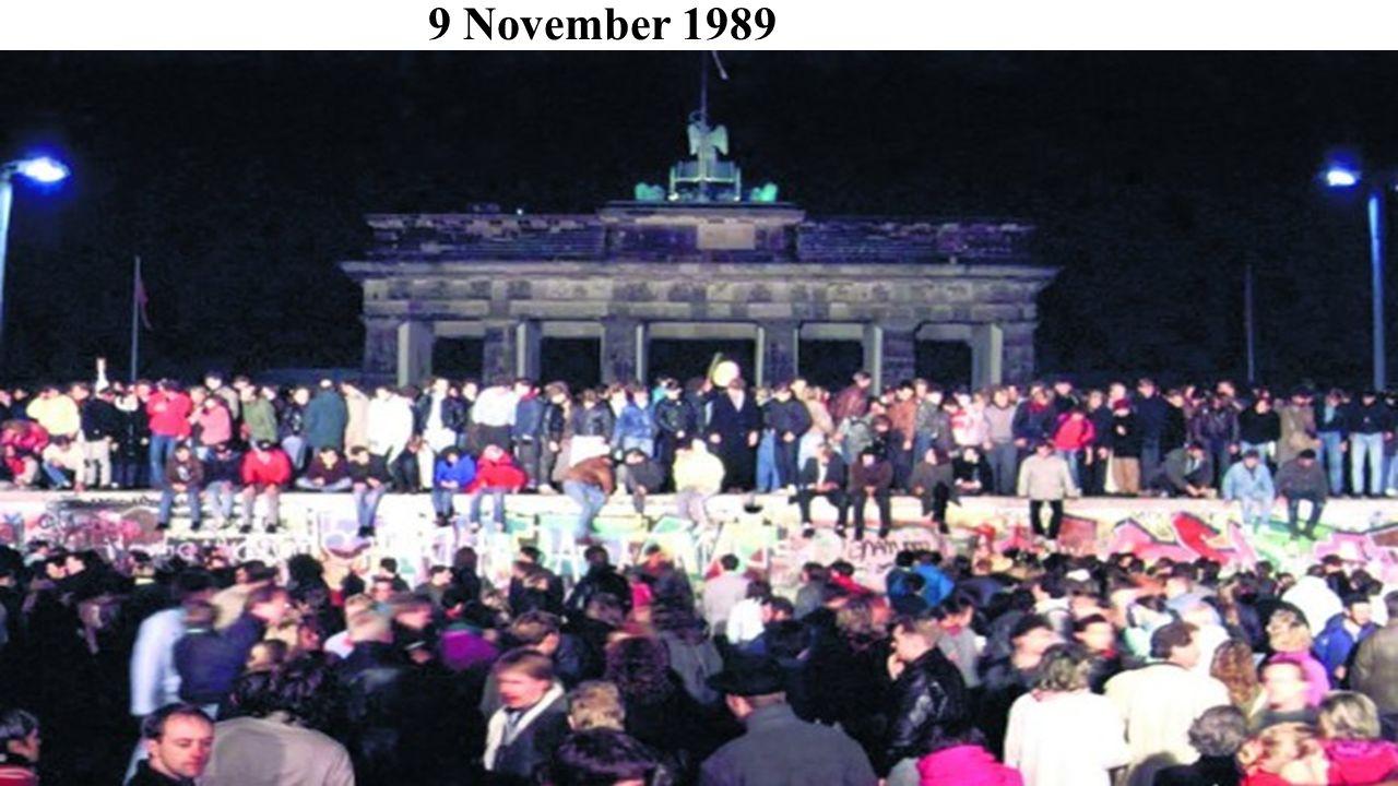 9 November 1989