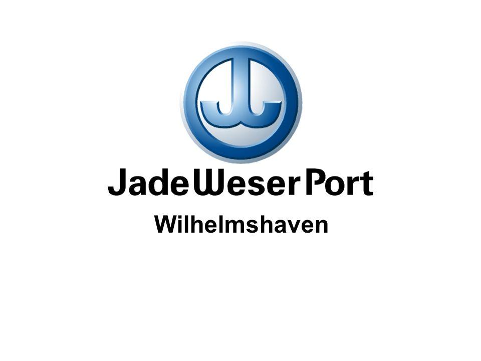 JWP September 2007 Folie: 2 Industrie- und Seehafenstandort Wilhelmshaven Marine Stützpunkt WRG