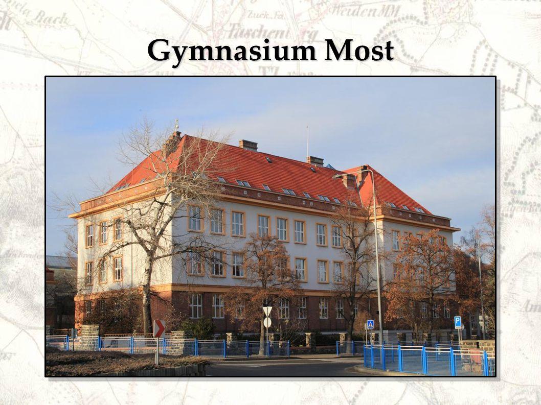 Gymnasium Most