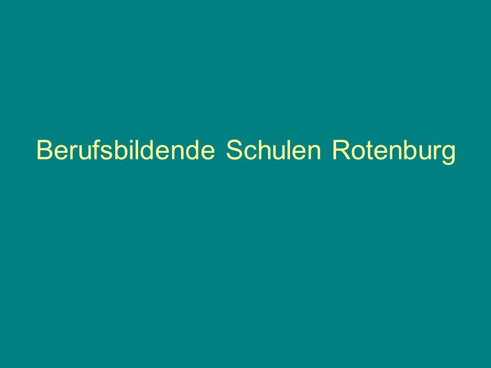 Berufsbildende Schulen Rotenburg