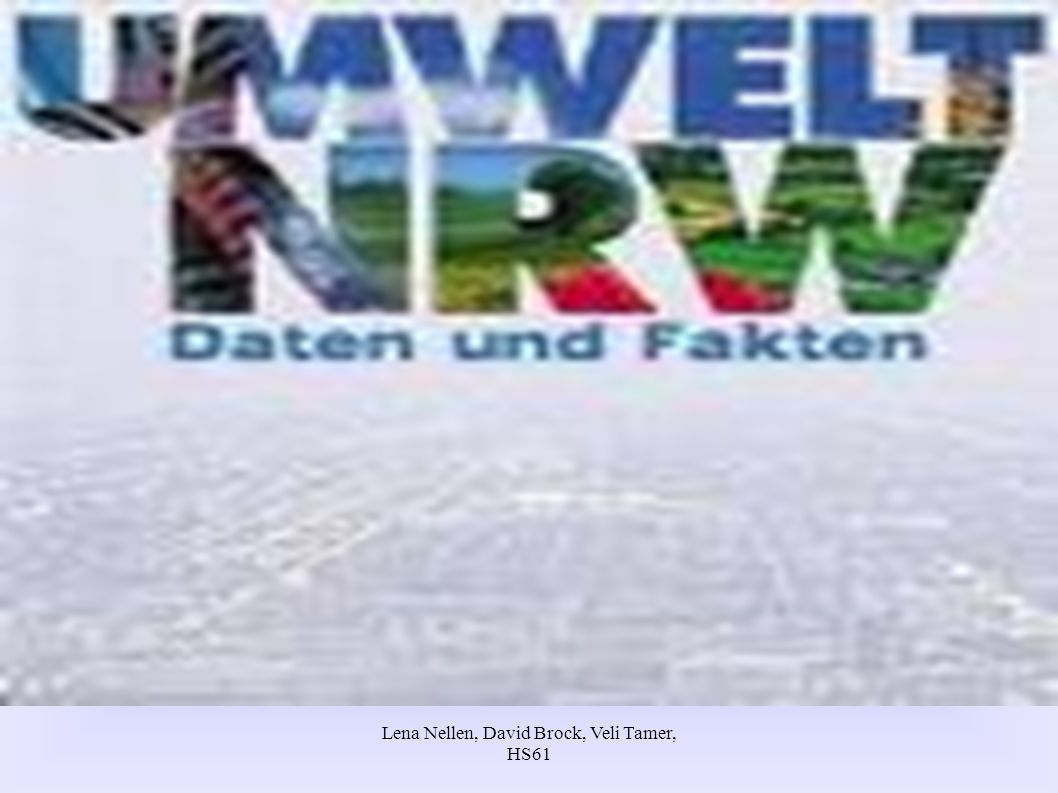 Lena Nellen, David Brock, Veli Tamer, HS61