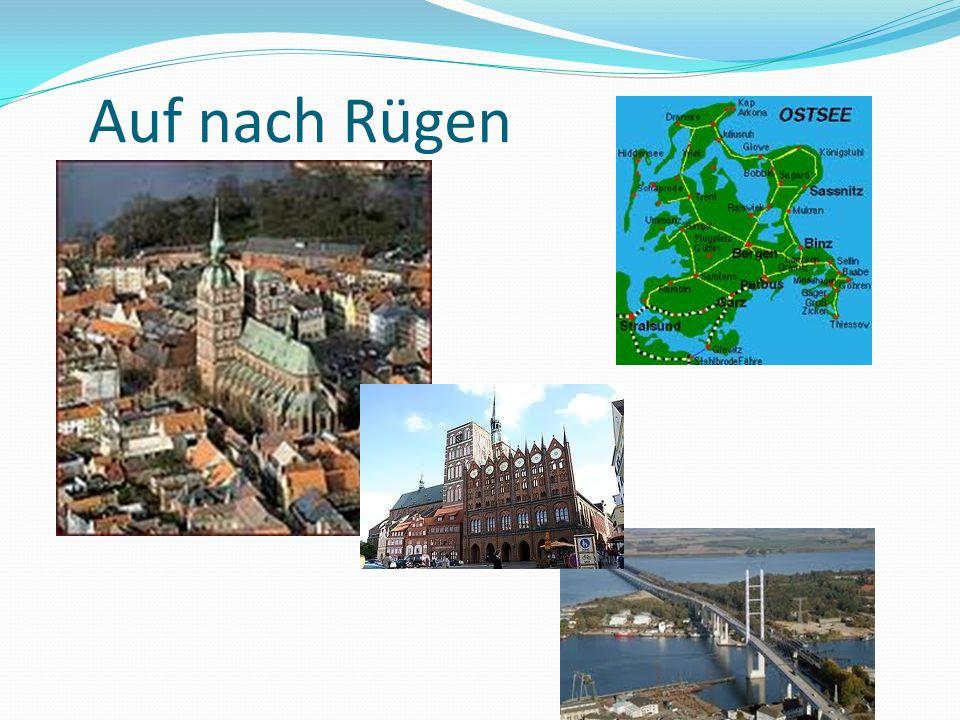 Auf nach Rügen