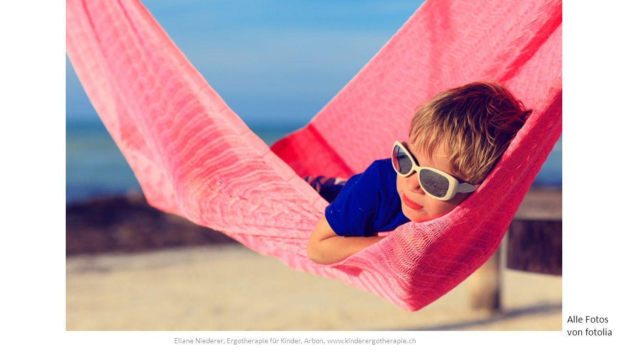 Alle Fotos von fotolia Eliane Niederer, Ergotherapie für Kinder, Arbon, www.kinderergotherapie.ch