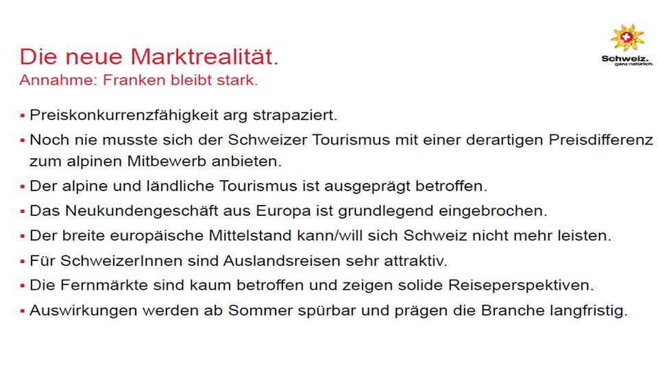 Tourist Informationen Umsatzzahlen