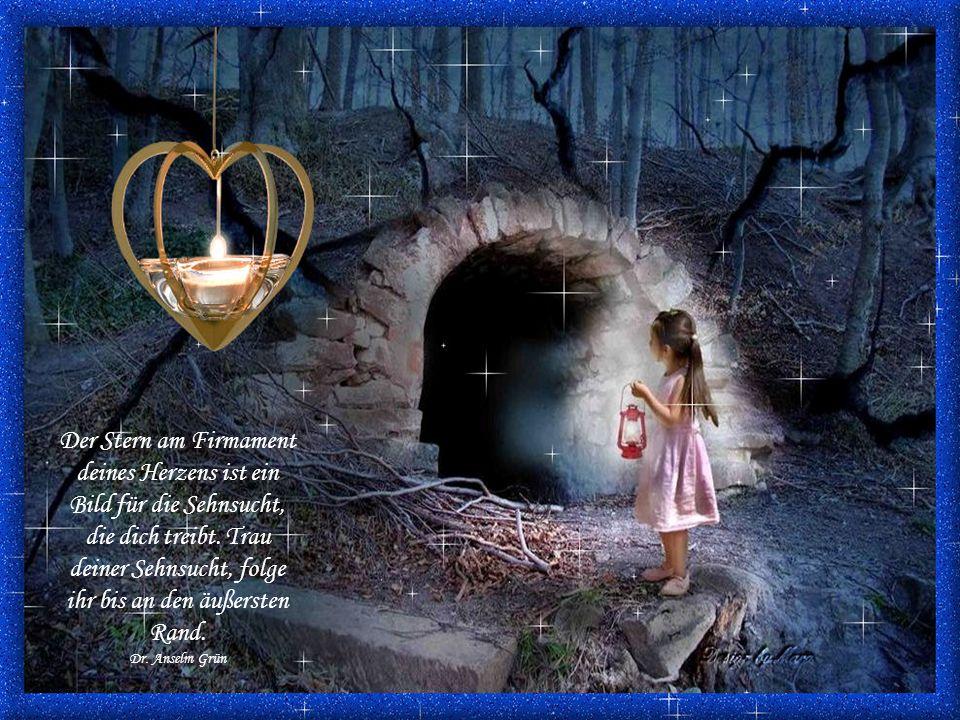 Wenn es dir möglich ist, mit nur einem kleinen Funken die Liebe in der Welt zu bereichern, dann hast du nicht umsonst gelebt.