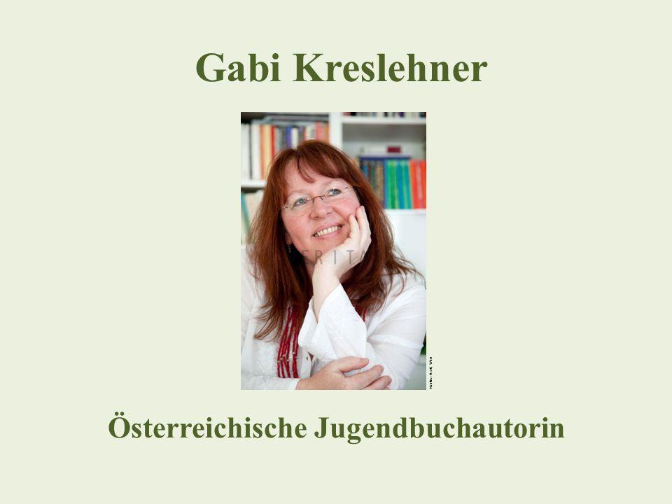 Gabi Kreslehner Österreichische Jugendbuchautorin Martina Hartl, Wien