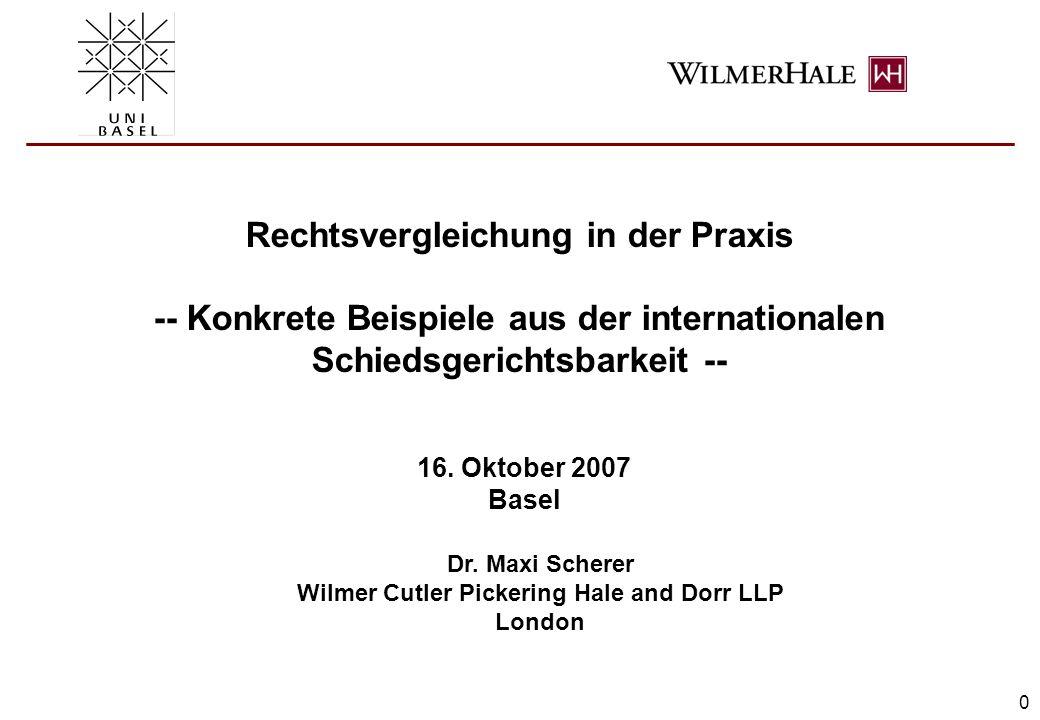 0 16. Oktober 2007 Basel Dr.