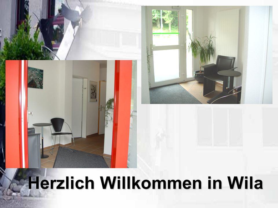 Herzlich Willkommen in Wila
