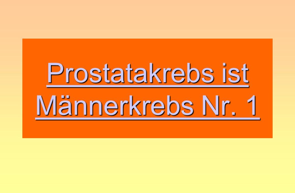 """Prostatakrebs Es sagte ein Betroffener: Erst jetzt, wo ich Probleme habe, habe ich mich mit dem Thema """"Prostata beschäftig."""