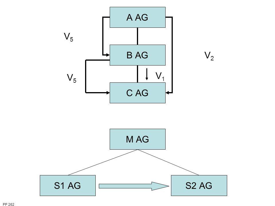 PP 262 A AG B AG C AG S2 AGS1 AG M AG V5V5 V1V1 V5V5 V2V2