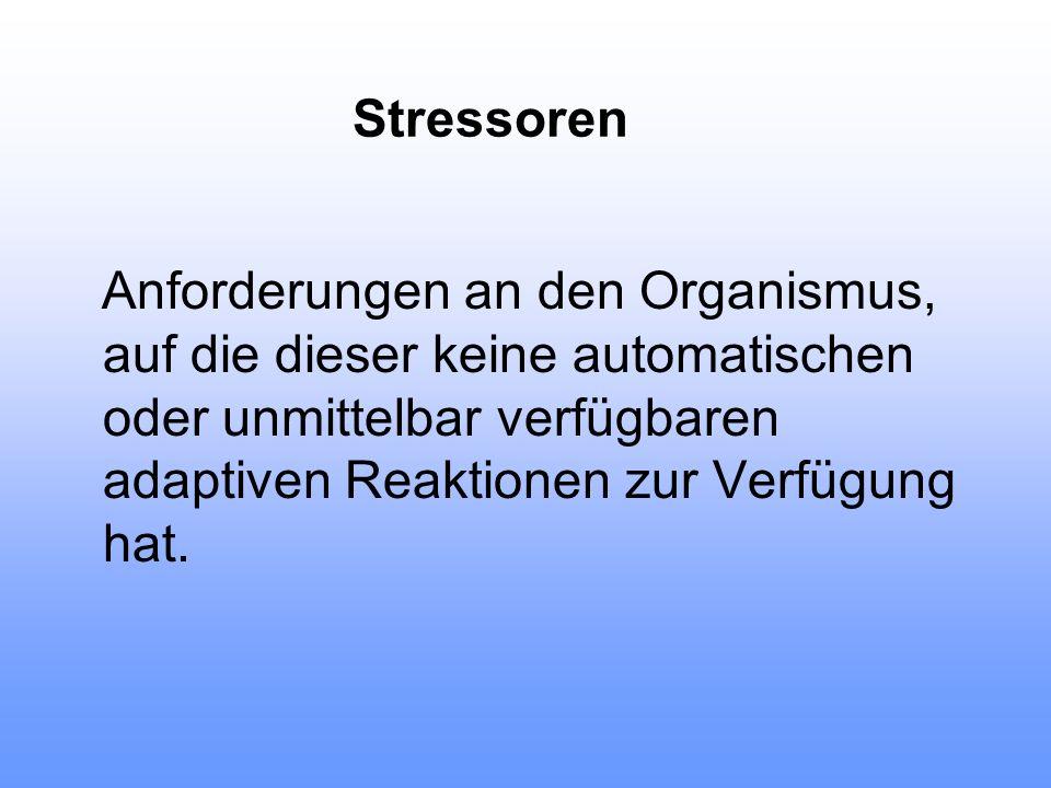 Generalisierte Widerstandsressourcen Gesellschaftliche Ressourcen Individuelle Ressourcen ermöglichen ein konstruktives Umgehen mit Stressoren