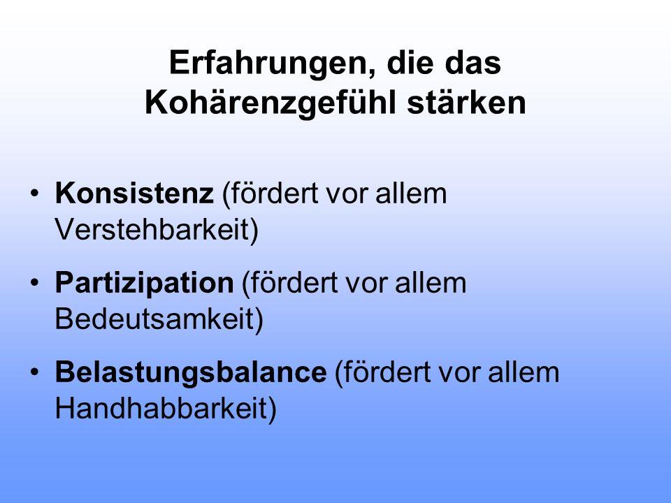Grenzen Nicht ausgeschlossen dürfen sein: Gefühle Unmittelbare persönliche Beziehungen Haupttätigkeit Existentielle Themen (Tod, unvermeidbare Fehler, Konflikte, Isolation)