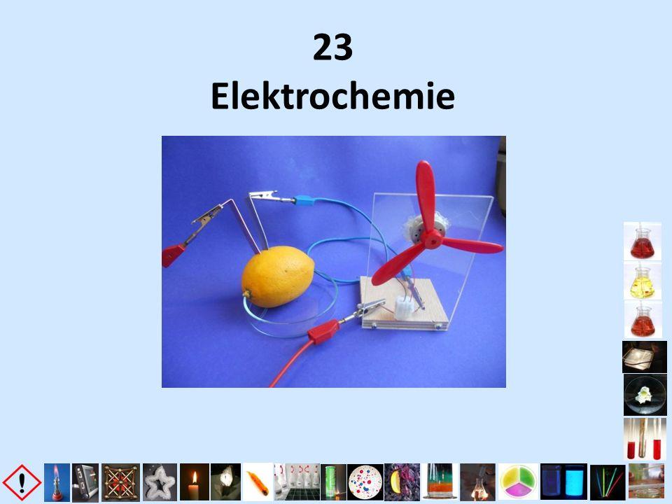 23 Elektrochemie