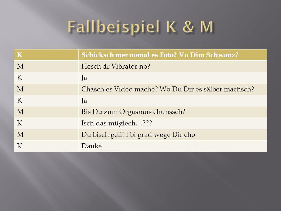 KSchicksch mer nomal es Foto. Vo Dim Schwanz. MHesch dr Vibrator no.
