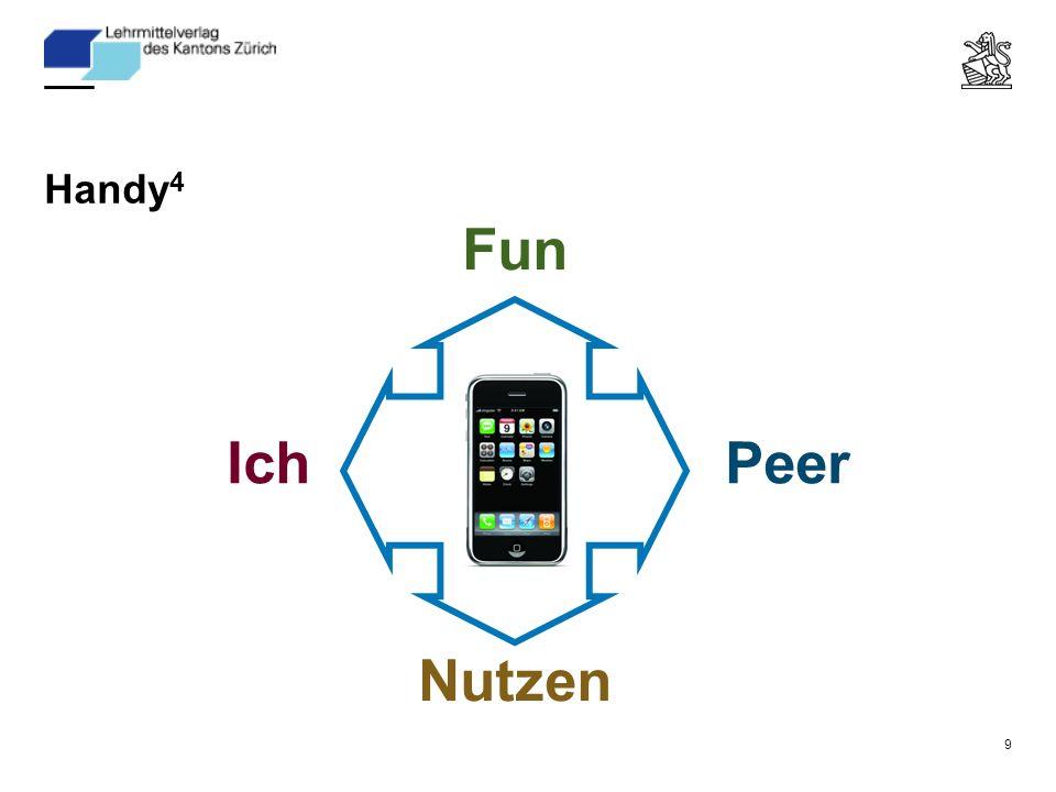 9 Handy 4 PeerIch Fun Nutzen