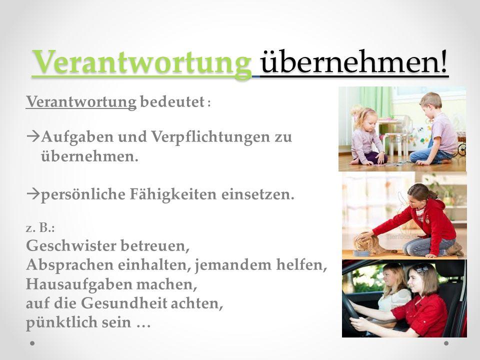 Arbeitsauftrag 1.Einzelarbeit: Arbeitsbogen  Denke über die drei Fragen nach.