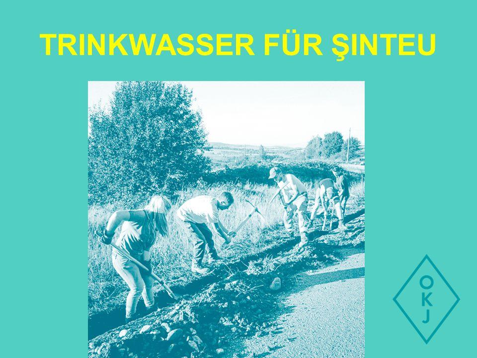 TRINKWASSER FÜR ŞINTEU