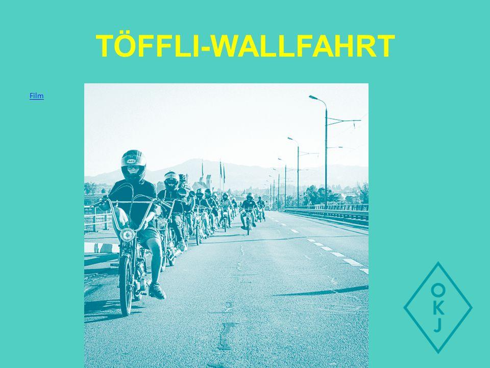 TÖFFLI-WALLFAHRT Film