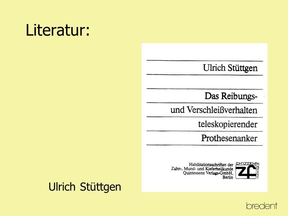 Geschiebe mit Schubverteiler und Interlock Schubverteilungsarm Kraftübertragung Geschiebe/AnkerRetention