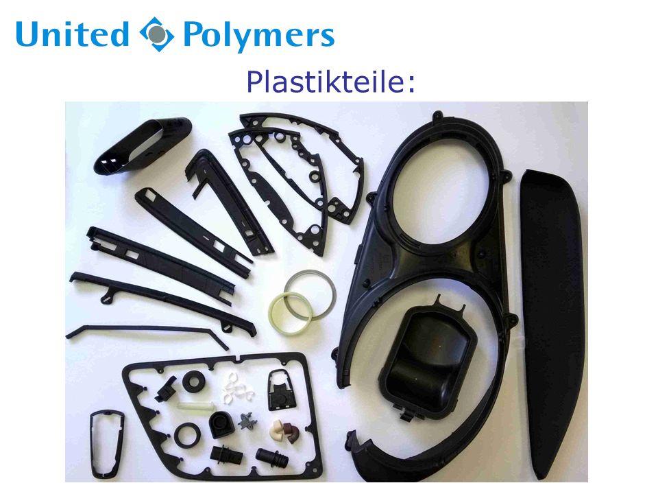 Plastikteile: