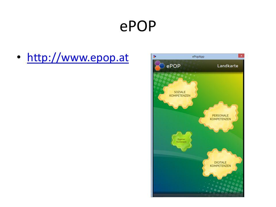 ePOP http://www.epop.at