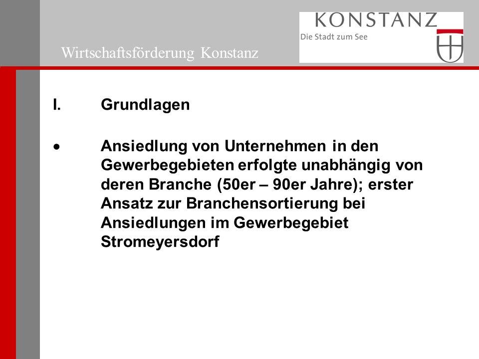 Wirtschaftsförderung Konstanz I.