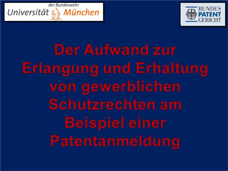 Gewerbliche Anwendbarkeit Erfinderische Tätigkeit Neuheit Erfindung Patent