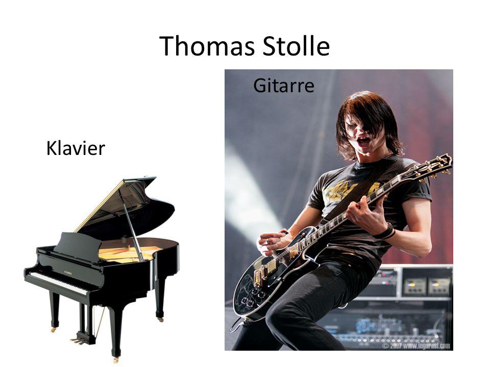Thomas Stolle Gitarre Klavier