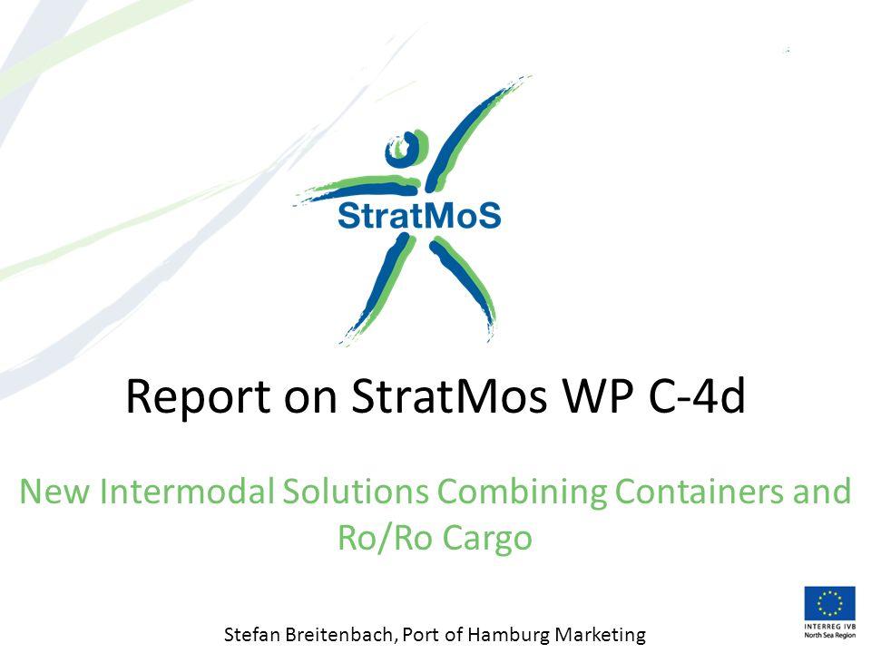 New Intermodal Solutions Com- bining Containers and Ro/Ro Cargo RoRo shipFeeder ship ConRo ship
