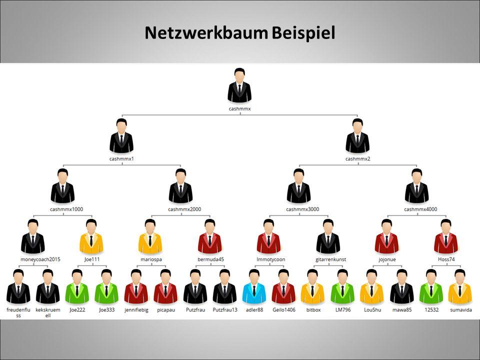 Netzwerkbaum Beispiel