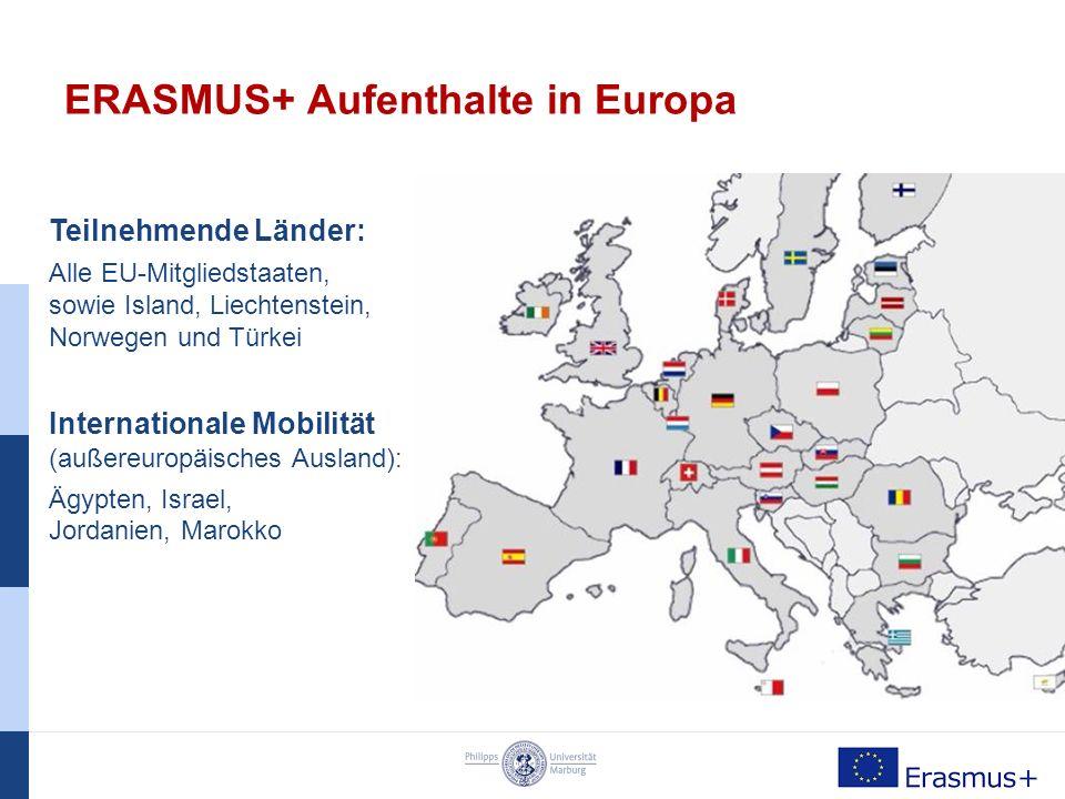 Warum mit ERASMUS+ ins Ausland.