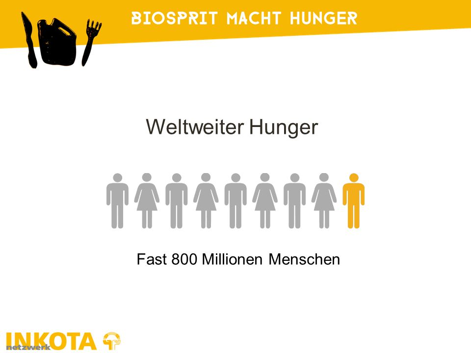 Weltweiter Hunger Fast 800 Millionen Menschen