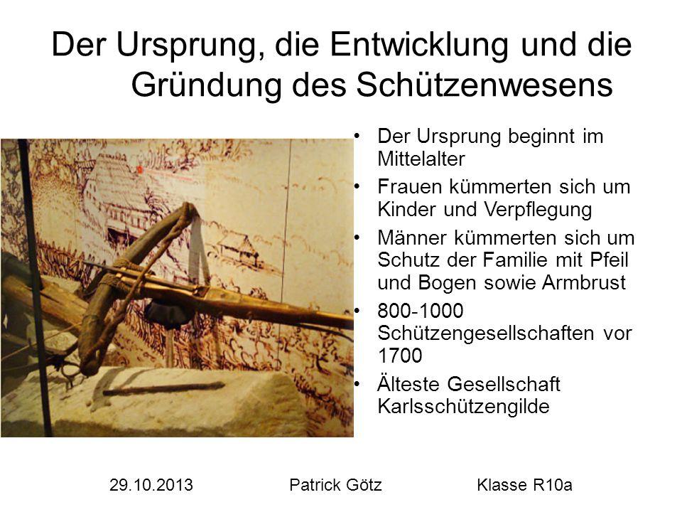 """Das Schützenwesen heute """"Zukunft braucht Herkunft , heißt es oft Gründung des """"DSB am 11.07.1861 in Gotha Nicht nur der älteste deutsche Sportverband, sondern mit 15.000 Vereinen und ca."""