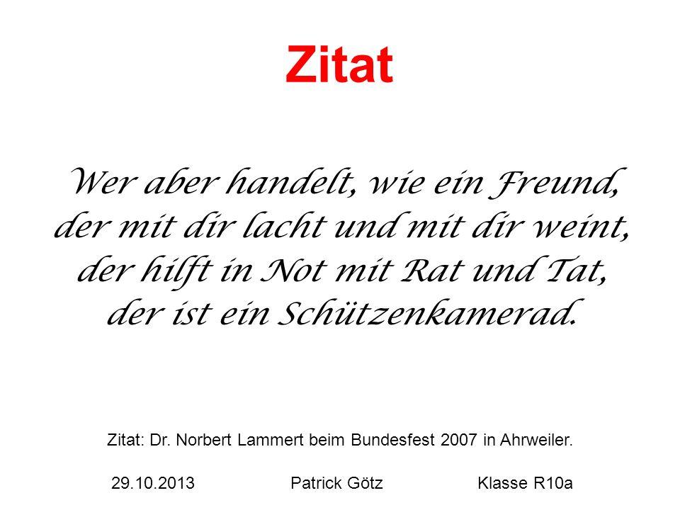 Die Ausrüstung SchießhoseSchießjacke 29.10.2013 Patrick Götz Klasse R10a