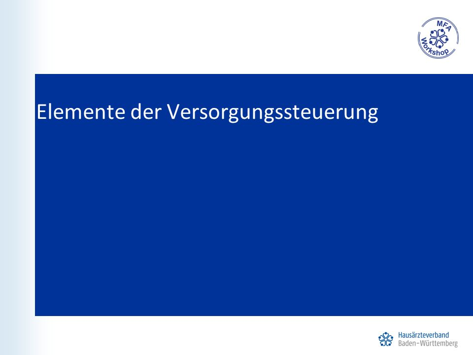 Ziele 1.Richtlinienkonformes Ausfüllen der Verordnung durch eine IT-Hilfe 2.Keine störenden Rückfragen 3.Verordnung erfolgt in einem Prozess 4.Vom Pflegedienst vorab ausgefüllte Verordnungen vermeiden
