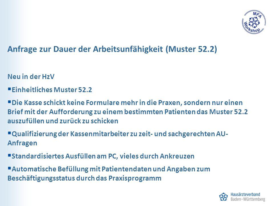 MFA Newsletter Seien Sie aktuell über Weiterentwicklungen in den HZV-Verträgen informiert Melden Sie sich bereits jetzt zu unserem kostenlosen Newsletter an www.hausarzt-bw.de/mfanewsletter 28 NEU