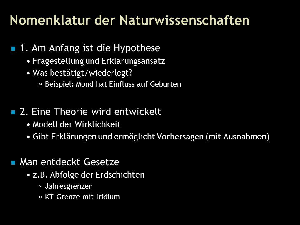 43 Nomenklatur der Naturwissenschaften 1.