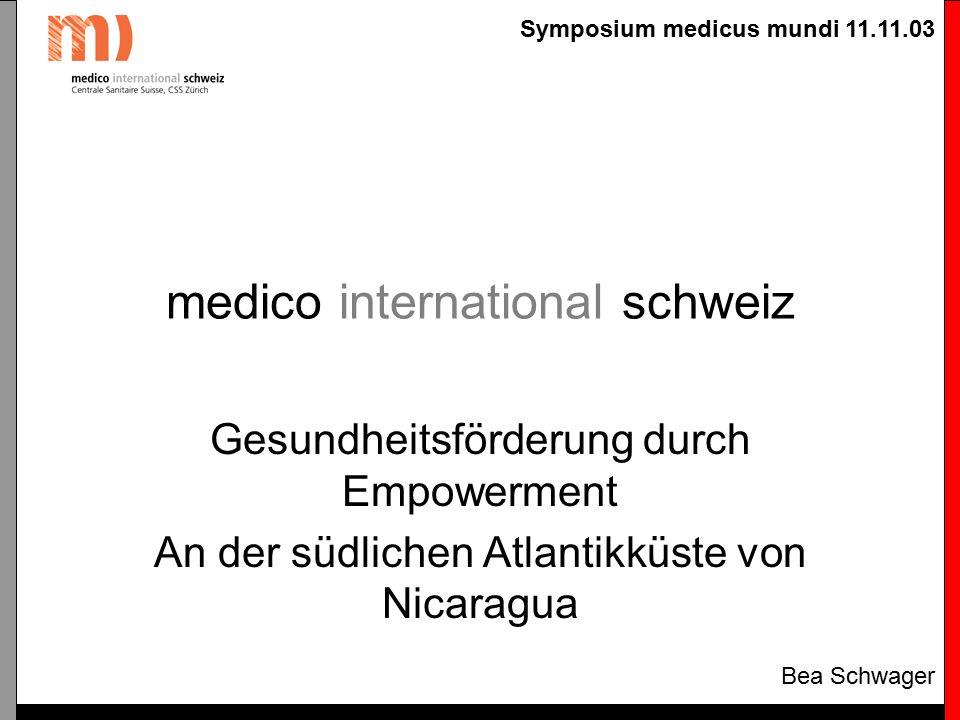 Symposium medicus mundi 11.11.03 Lokale freiwillige GesundheitspromotorInnen Entwicklung eines adäquaten Profils von GesundheitspromotorInnen.