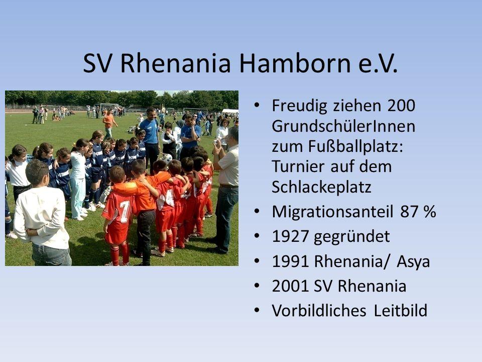 Die Deutschen werden internationaler Anteil der Bev ö lkerung mit Migrationshintergrund nach Altersgruppen Neugeborene: 37 % 0- 5 Jahre: 35 % 6-10 Jahre: 32 % 11- 15 Jahre: 29 % 16- 20 Jahre: 25 % 21- 25 Jahre: 24 % insgesamt: 19 %