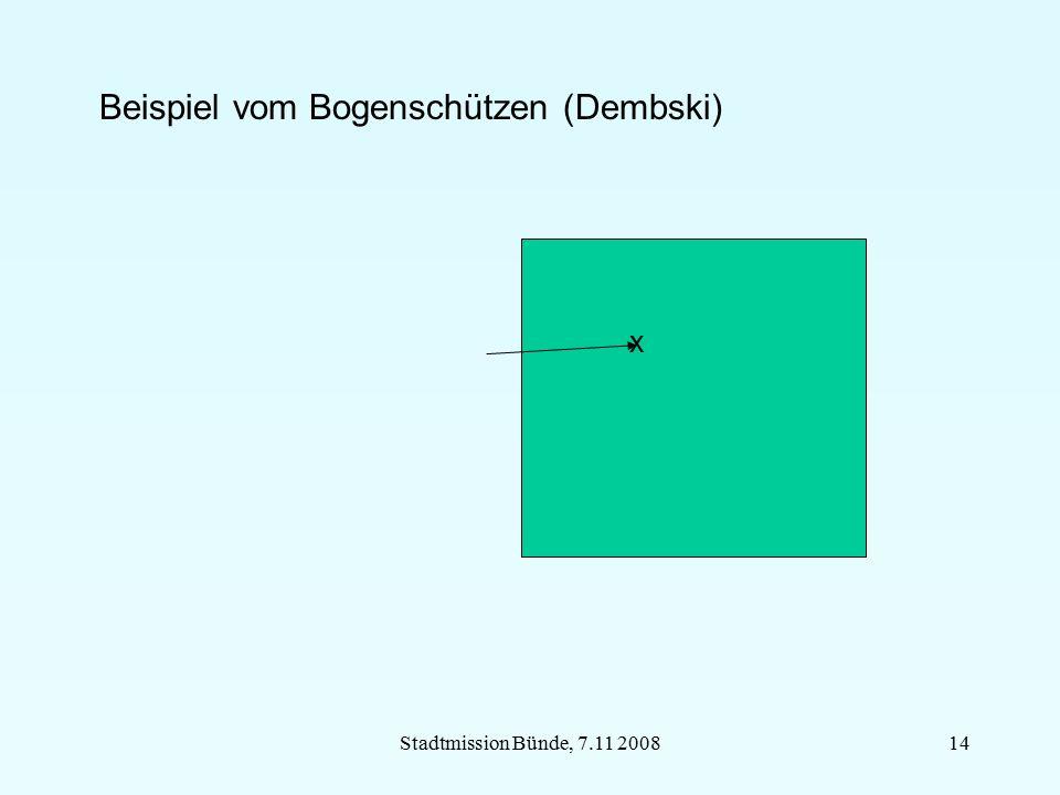 Stadtmission Bünde, 7.11 200814 Beispiel vom Bogenschützen (Dembski) x
