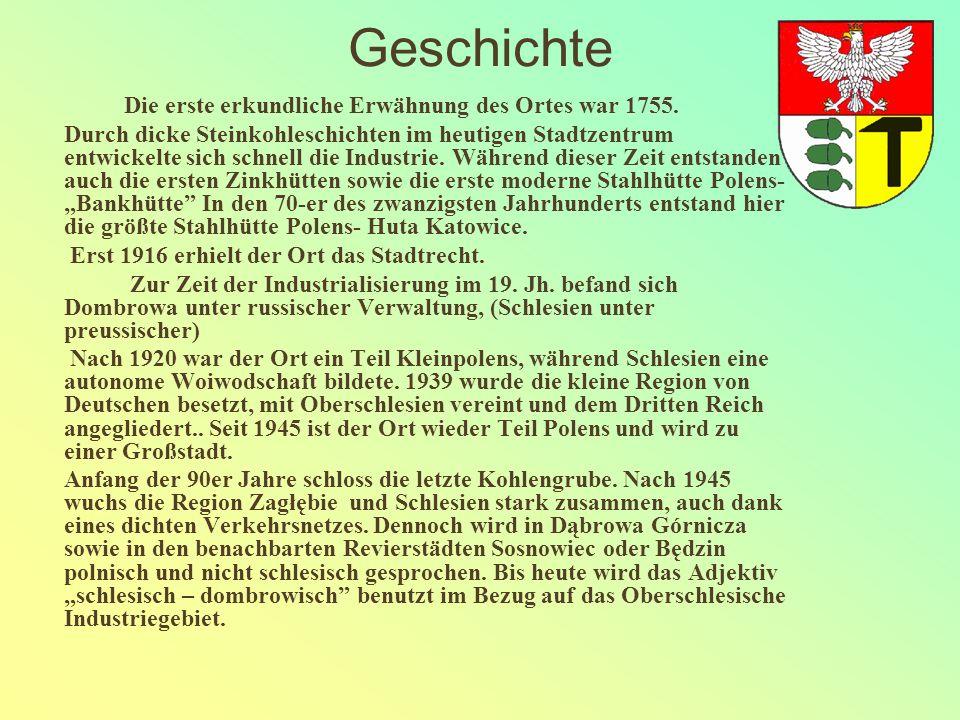 Geschichte Die erste erkundliche Erwähnung des Ortes war 1755.