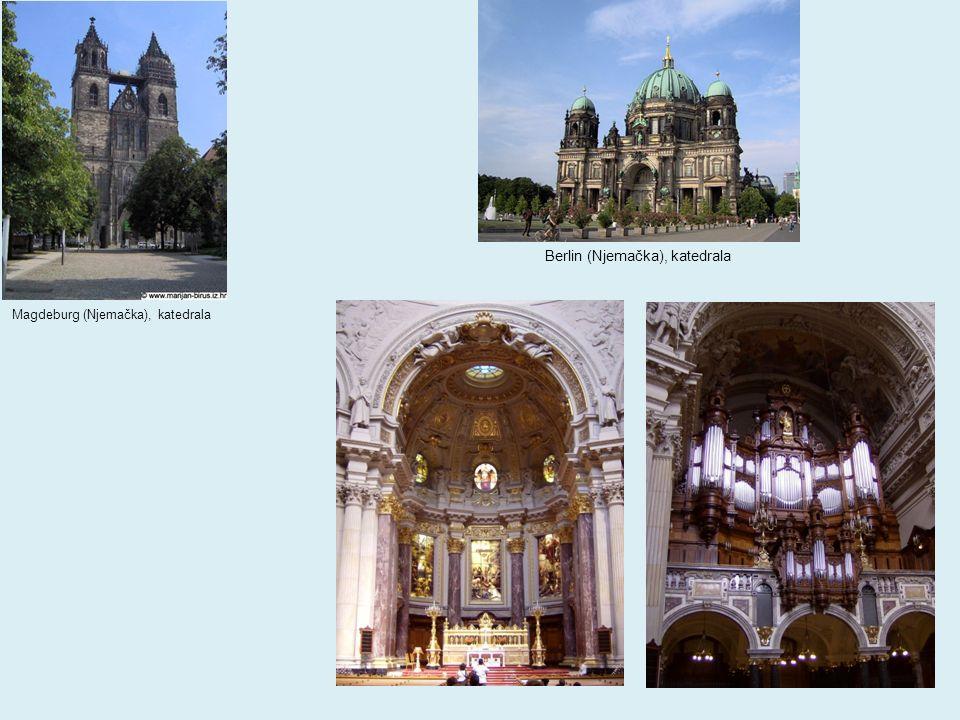 Magdeburg (Njemačka), katedrala Berlin (Njemačka), katedrala