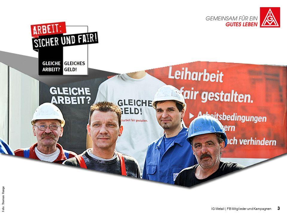 24 Imagekampagne Junge Generation - Roadshow IG Metall   FB Mitglieder und Kampagnen Foto: IG Metall