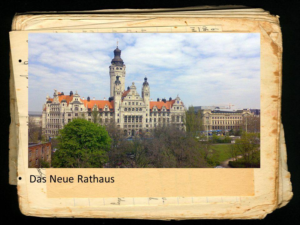 L Das Neue Rathaus