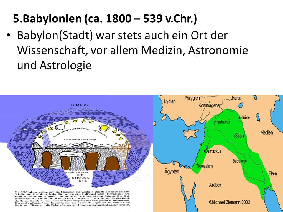 5.Babylonien (ca.
