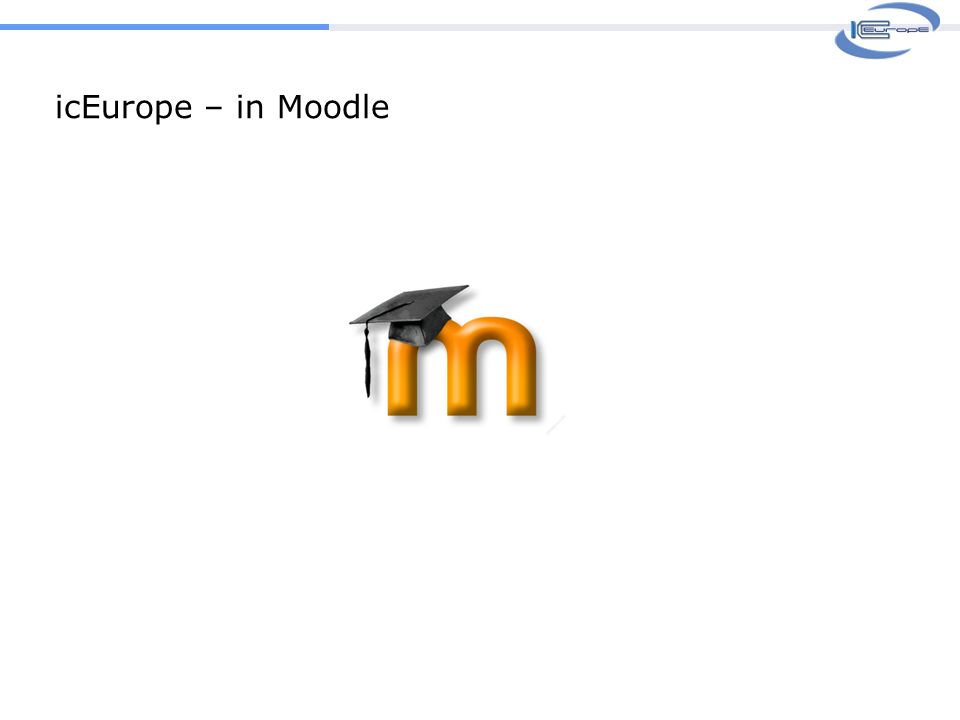 icEurope – in Moodle